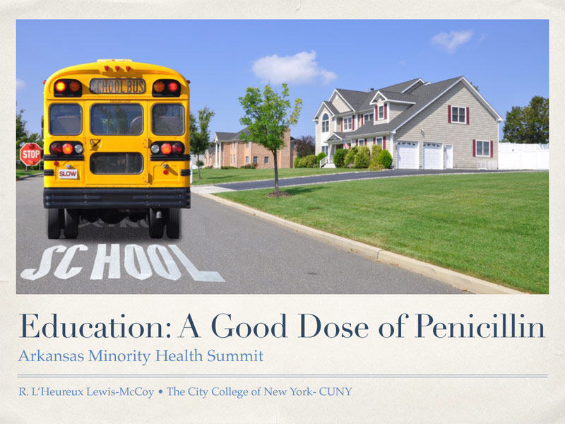 Education A good Dose of Penicillin