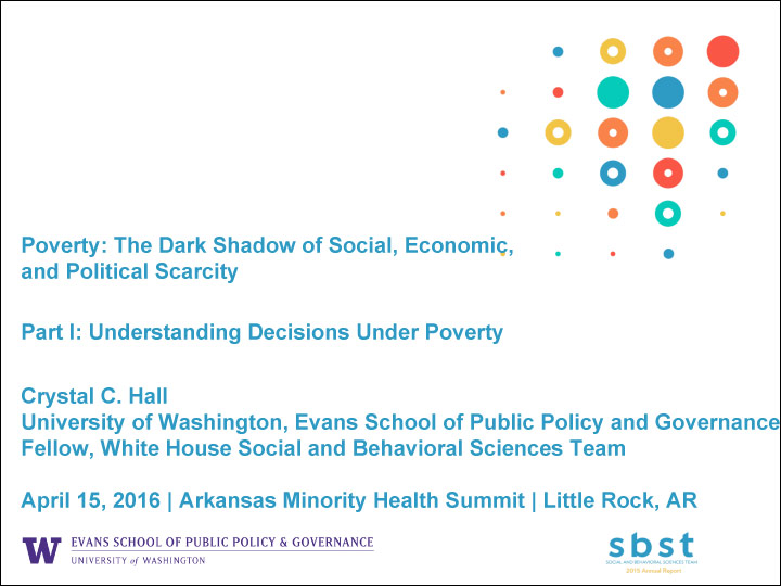 Poverty: The Dark Shadow of Social, Economic, and Political Scarcity