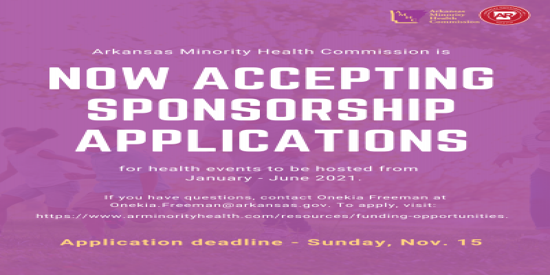 Sponsorship Health Outreach Initiatives